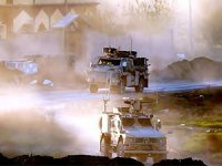SDG: 'IŞİD'in kalan militanları kuşatıldı'