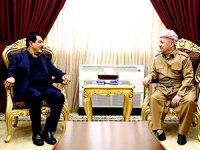Kosret Resul 'Kerkük Valiliği' için Barzani'yi aradı