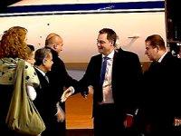 Belçika Başbakan Yardımcısı Hewler'de
