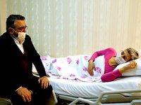 CHP'li Tanrıkulu'ndan Leyla Güven'e ziyaret