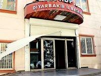 HDP Diyarbakır İl binasına 3'üncü baskın: 3 gözaltı