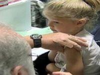 Çocuklara domuz gribi aşısı bugün başlıyor
