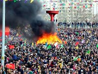 Diyarbakır'da Newroz çoşkusu