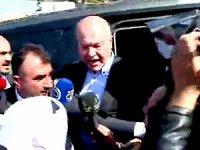 Musul'da Irak Cumhurbaşkanı Salih'in zor anları