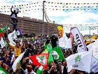 İstanbul'da Newroz kutlaması