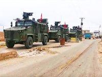 Rusya ile Türkiye'den Tel Rıfat'ta ortak devriye