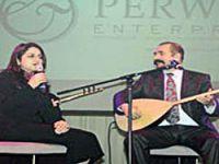 Ak Partili Gülşen Orhan, Şivan Perwer ile düet yaptı