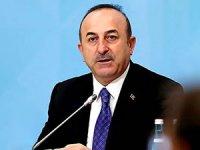 Çavuşoğlu: Rusya'nın tavsiyesi ile Kamışlı'yı hariç tuttuk