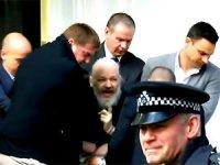 WikiLeaks'in kurucusu Julian Assange gözaltına alındı