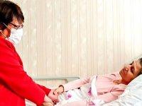 Leyla Halid açlık grevindeki Leyla Güven'i ziyaret etti