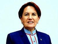 Akşener: Diyarbakır'da HDP il başkanlığı önünde oturan annelerin müracaat edecekleri yer savcılıktır