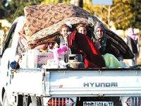 İdlib'te plan çöktü göç başladı
