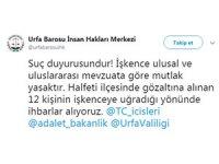 Urfa Halfeti'de işkence iddiaları