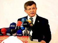 Davutoğlu basın toplantısı düzenleyecek