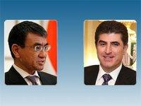 Japonya: Kürdistan Bölgesi'nin kalkınmasına destek olacağız