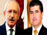 Kılıçdaroğlu'ndan Neçirvan Barzani'ye tebrik telefonu