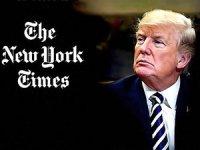 Trump'tan New York Times'a 'ihanet' suçlaması