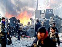 Musul'da ABD güçlerine füze saldırısı