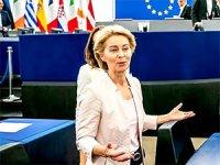 Von der Leyen Avrupa Komisyonu Başkanı seçildi