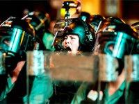 ABD Kongresi Hong Kong yasa tasarısını kabul etti