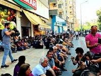 Diyarbakır'da kayyum protestosu sürüyor