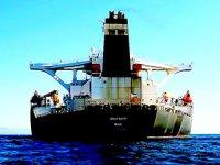 Serbest bırakılan İran tankeri rotasını Mersin'e çevirdi