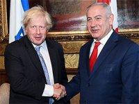 Netanyahu, Boris Johnson'a 'Boris Yeltsin' dedi