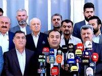 Kürdistani partiler ortak listede anlaştı