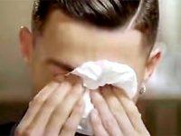 Ronaldo televizyon yayınında ağladı