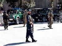 Afganistan'da Cumhurbaşkanı'nın mitingine intihar saldırısı