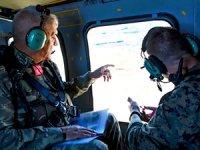 Türkiye ve ABD'den 6. ortak hava devriyesi