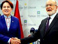 Akşener ve Karamollaoğlu'ndan 'erken seçim' açıklaması