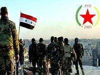 PYD'ye bağlı Yönetim: Şam'la anlaşmaya vardık