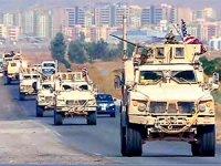 Amerikan askerleri Kürdistan Bölgesi'nde
