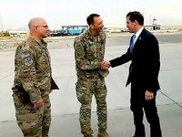 ABD Savunma Bakanı Irak'ta