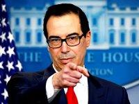 ABD Hazine Bakanı: Yaptırımlar askeri çatışmanın alternatifi