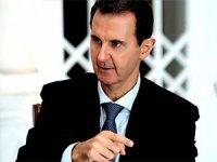 Esad: Yeniden inşada öncelik Çin, Rusya ve İran'ın