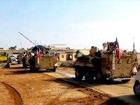 ABD güçleri Kamışlo'da