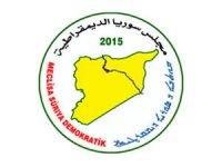 MSD: Suriye hükümetiyle ön koşulsuz diyaloga hazırız