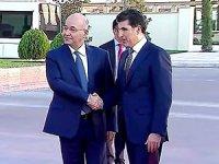 Irak Cumhurbaşkanı Berhem Salih Hewler'de