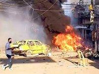 Kamışlo'da art arda 3 patlama: Çok sayıda ölü ve yaralı var