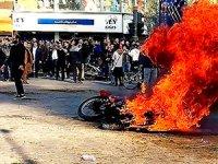 Uluslararası Af Örgütü: İran'da 106 gösterici öldürüldü