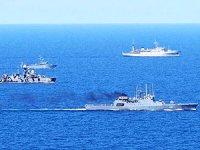 Rusya el koyduğu gemileri Ukrayna'ya teslim etti