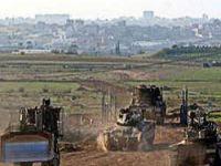 İsrail yine Gazze'ye saldırdı!