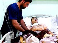 Iraklı yaralılar Kürdistan Bölgesi'ne getiriliyor