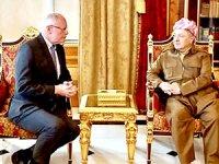 Jeffrey: Barzani'nin fikir ve desteğine ihtiyaç duyuyoruz