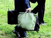 Putin'in 'nükleer çantası' ilk kez görüntülendi