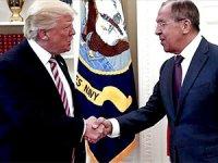 Trump'la Lavrov Beyaz Saray'da bir araya gelecek