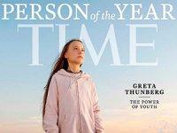 TIME yılın kişisini seçti: 16 yaşındaki iklim aktivisti Greta Thunberg