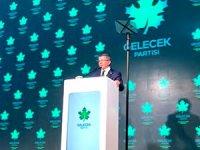 Davutoğlu, Gelecek Partisi'ni duyurdu: Anadilin eğitimde kullanılması...